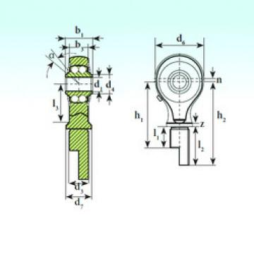 TSM 15-01 BB-E ISB تحمل
